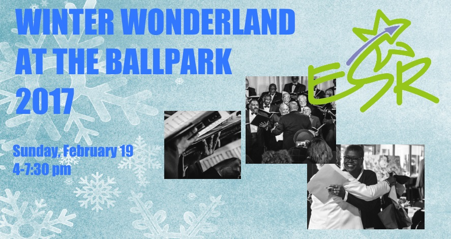 Winter Wonderland at the Ballpark