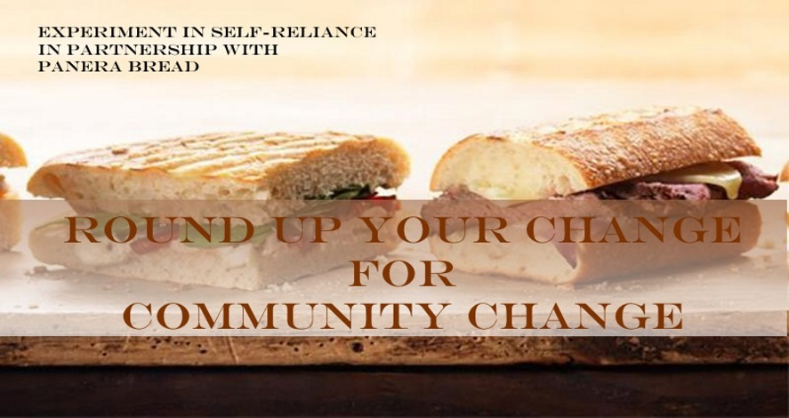Round up your change for ESR at Panera Bread from July through August