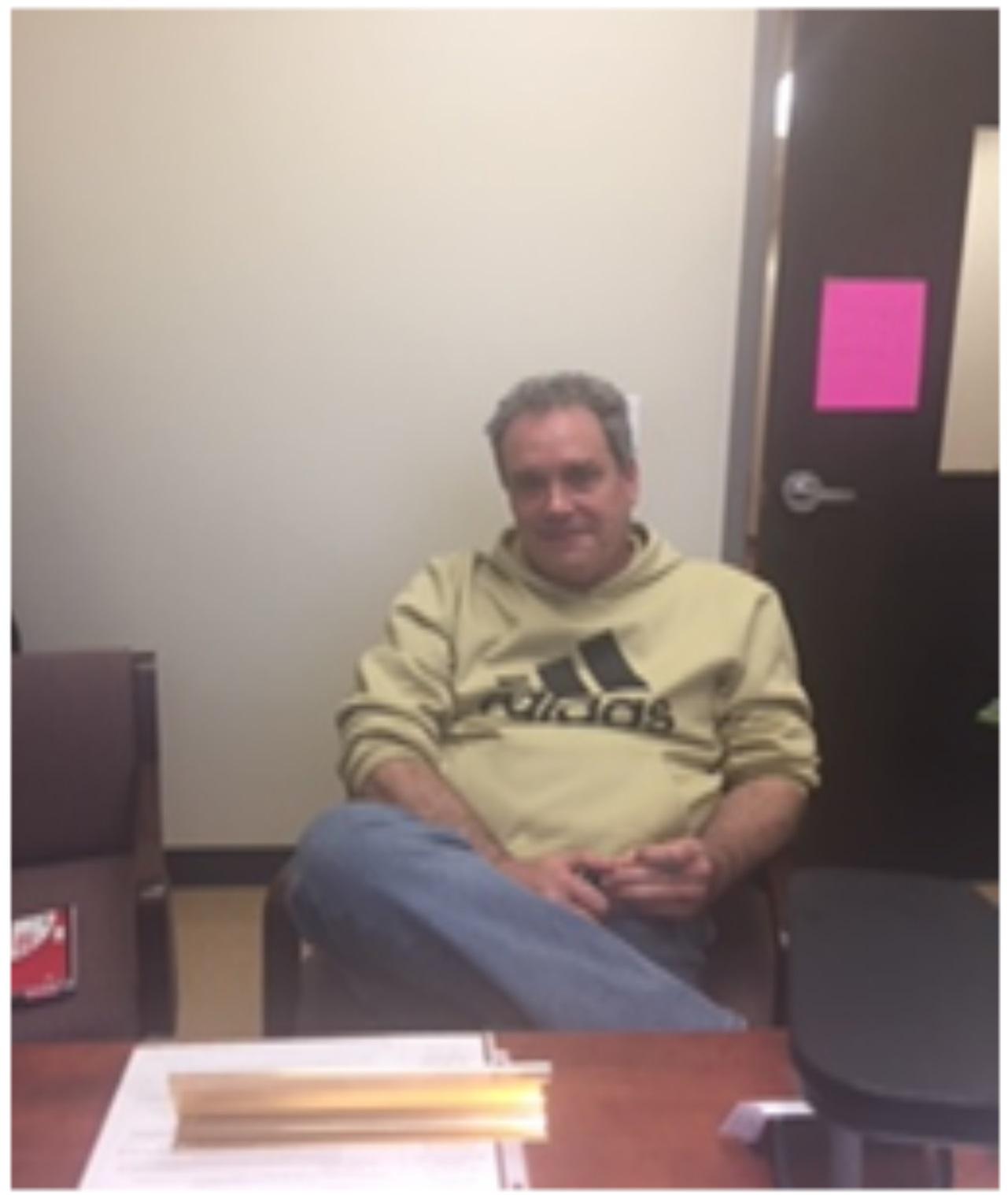 Mr. M has turned his life around since entering ESR's Housing program